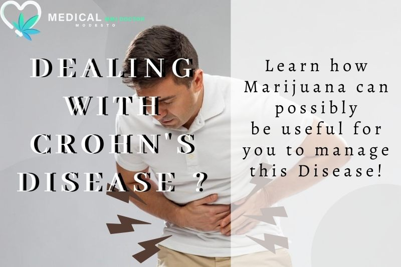 How Does Cannabis Play a Role in the Treatment of Crohn's Disease?